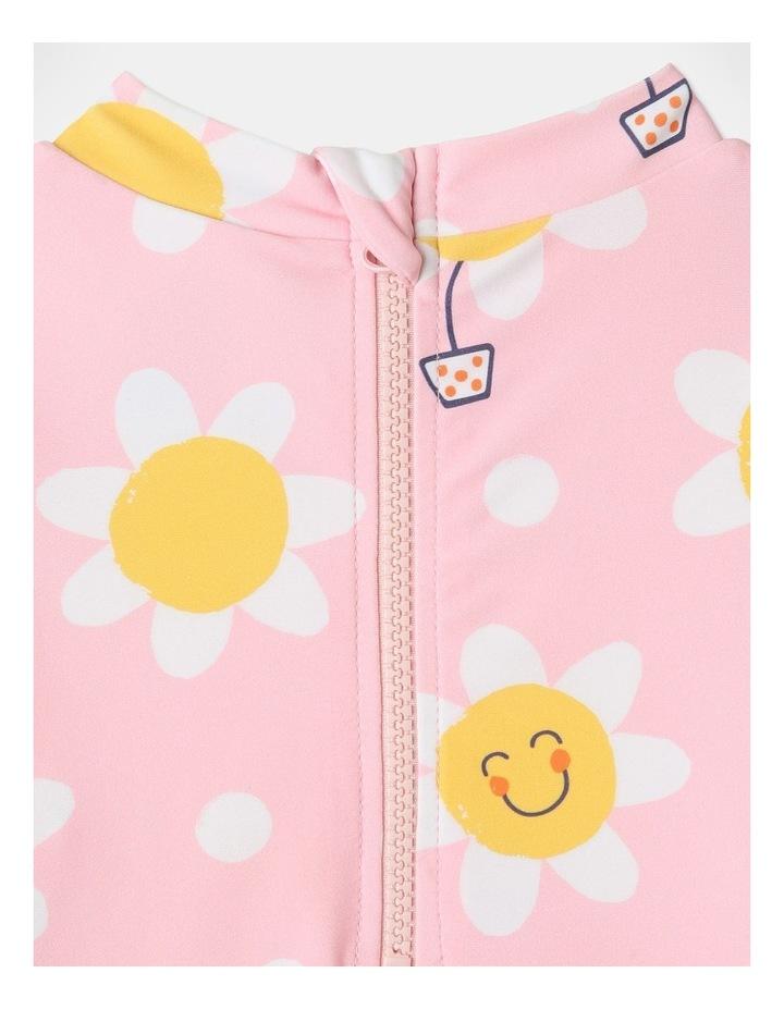 Coco Long Sleeve Rashvest Set in Light Pink image 4