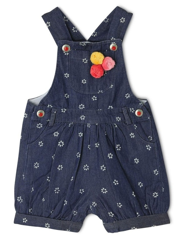 Meggie Chambray Overall image 1