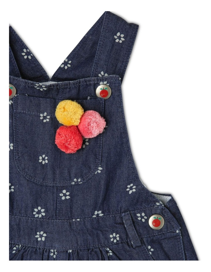 Meggie Chambray Overall image 3