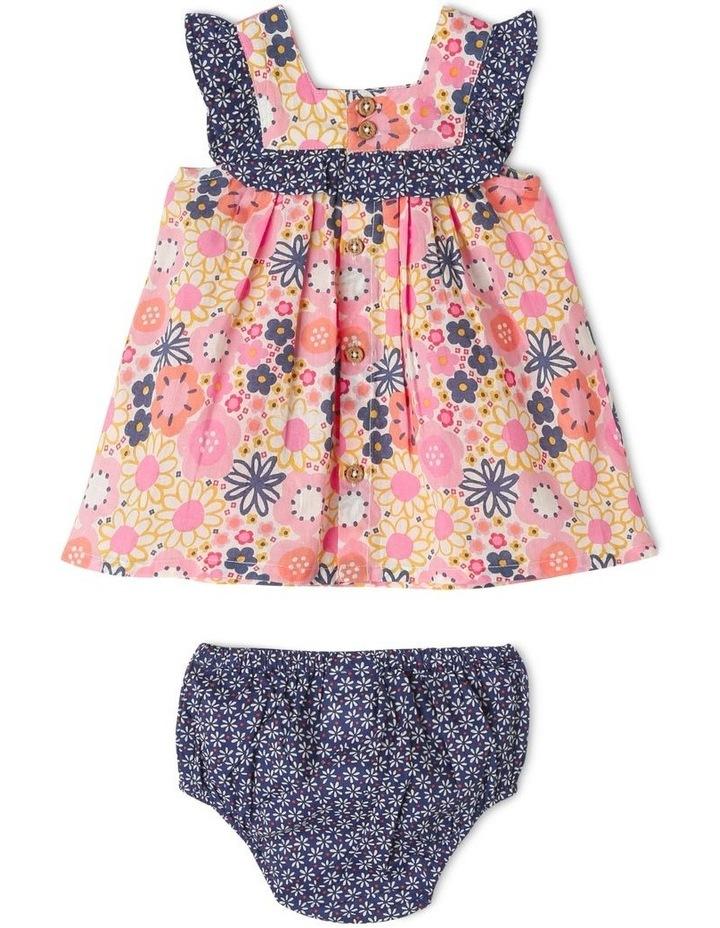 Lila Woven Dress and Bloomer Set image 2