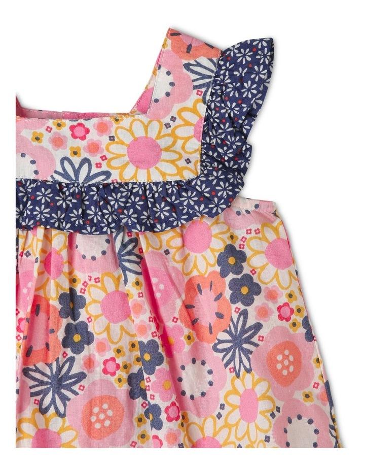 Lila Woven Dress and Bloomer Set image 3