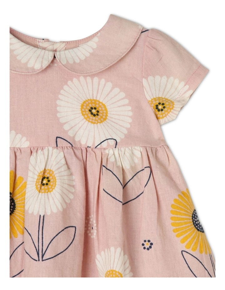 Adelaide Woven Linen Dress and Bloomer Set image 2