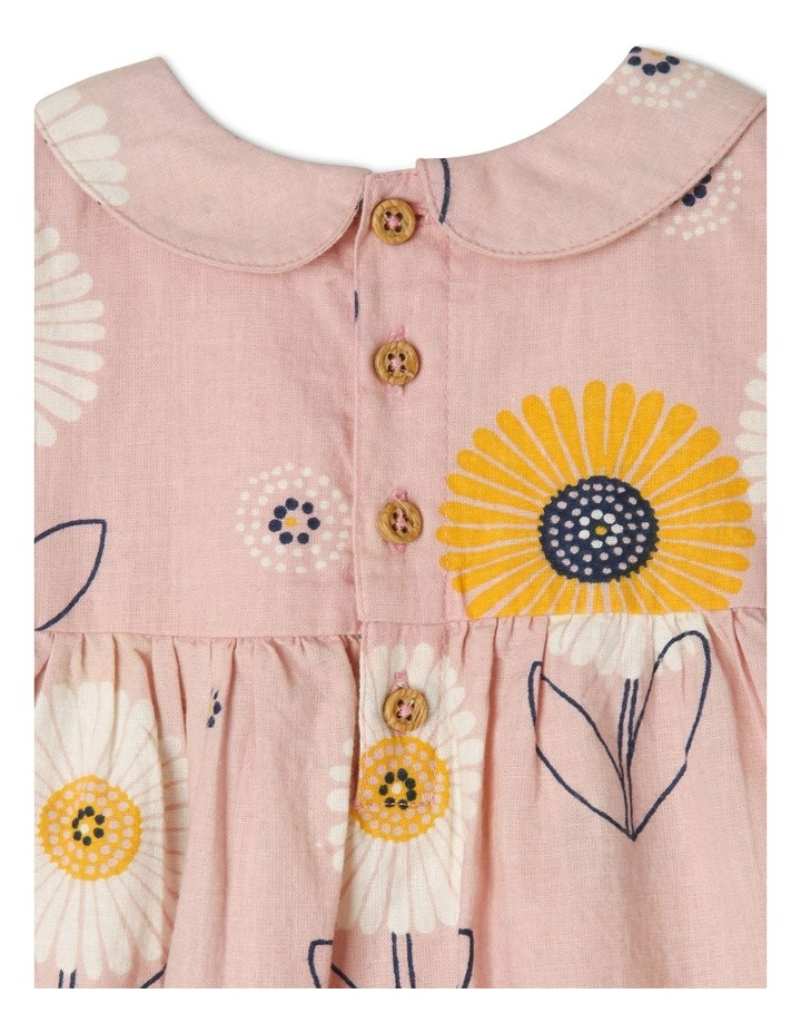 Adelaide Woven Linen Dress and Bloomer Set image 3