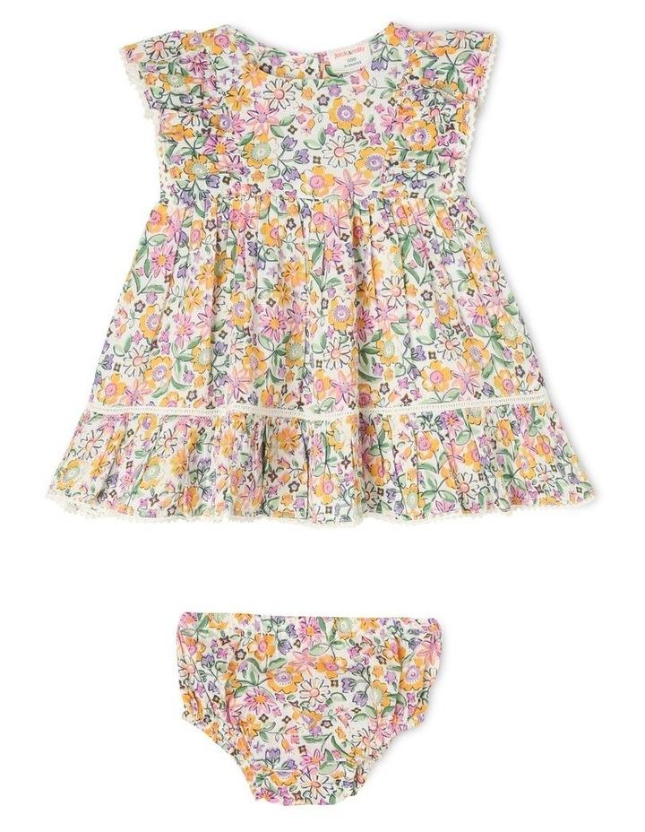 Charlotte Woven Dress And Bloomer Set image 1