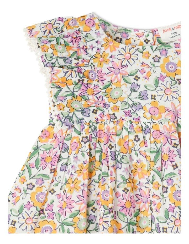 Charlotte Woven Dress And Bloomer Set image 3