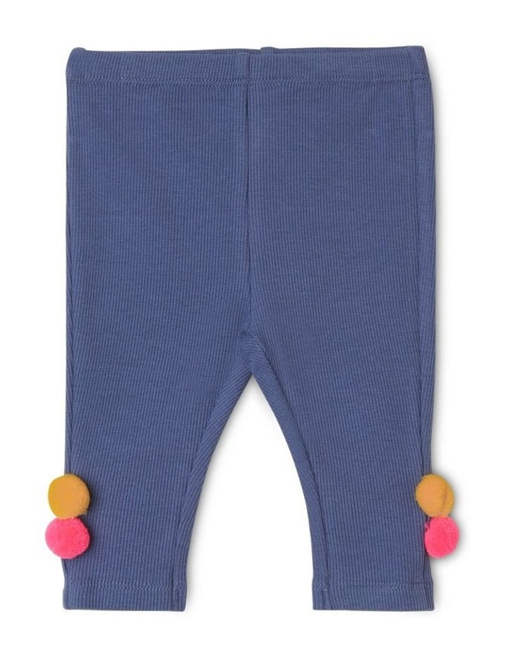Marigold Knit Top and Ribbed Legging Set image 3