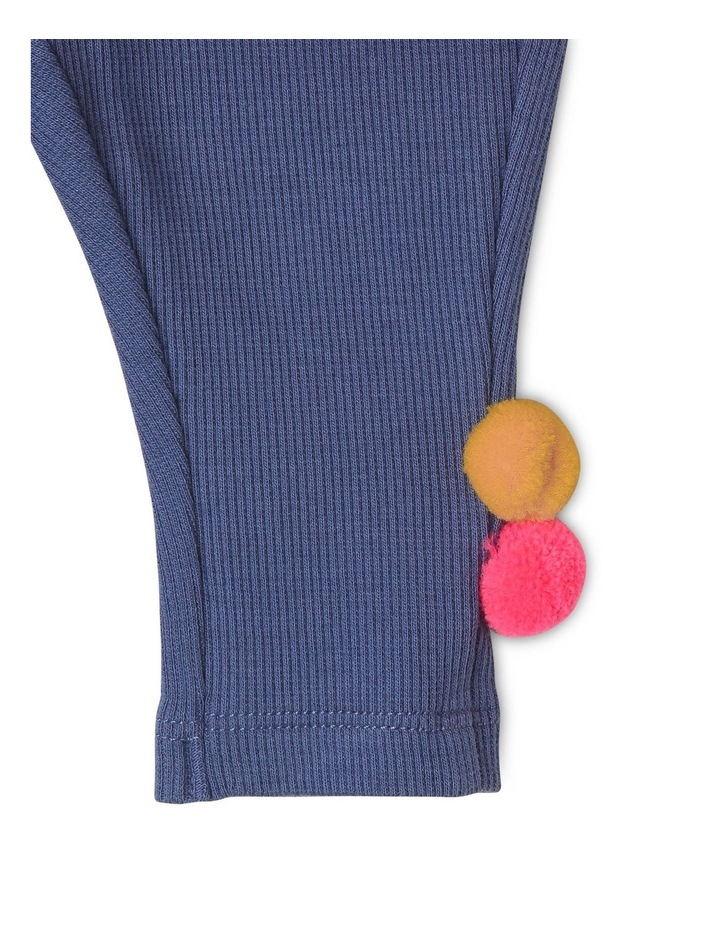 Marigold Knit Top and Ribbed Legging Set image 4