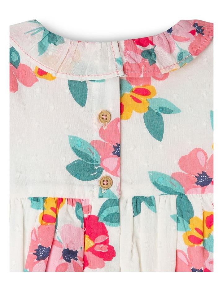 Isla Woven Dobby Dress image 3