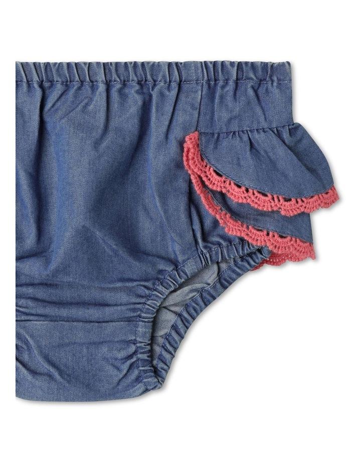 Chloe Embroidered Pant Set image 6