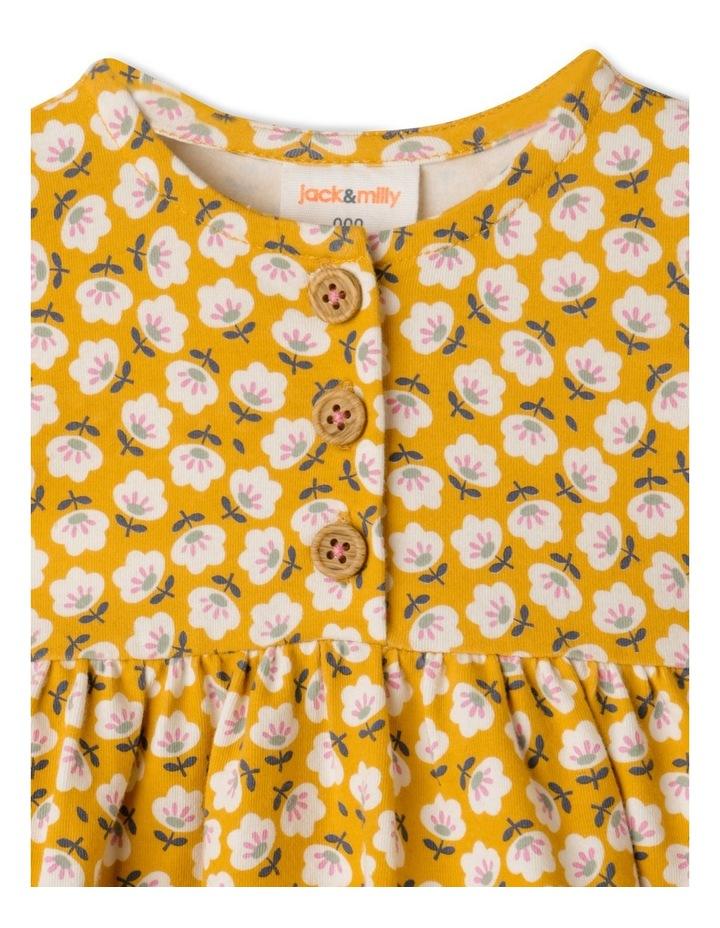 Marigold Organic Knit Top & Pant Set image 2