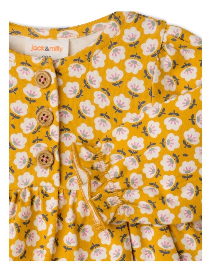 Marigold Organic Knit Top & Pant Set image 3