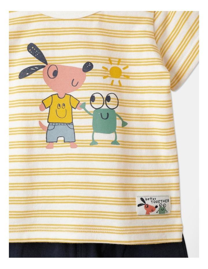 Jimmy Knit Short & Tee Set image 3