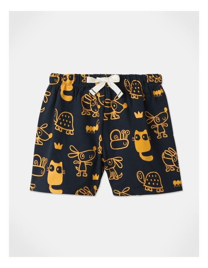 Ollie Pyjamas Set Mustard image 5