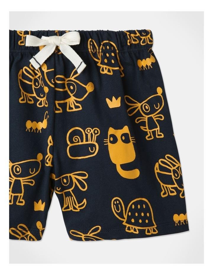 Ollie Pyjamas Set Mustard image 6