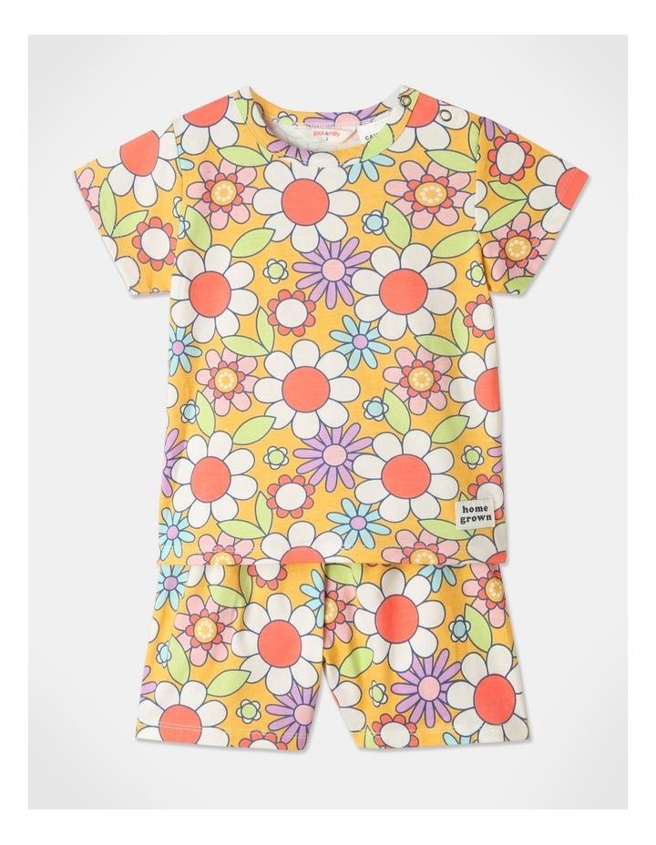 Ollie Pyjamas Set Orange image 1