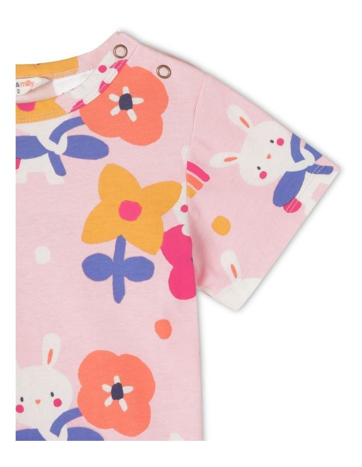 Ollie Knit PJ Set Pink image 3