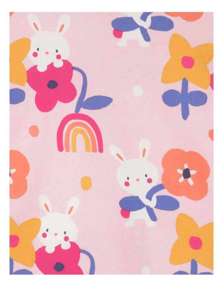 Ollie Knit PJ Set Pink image 4
