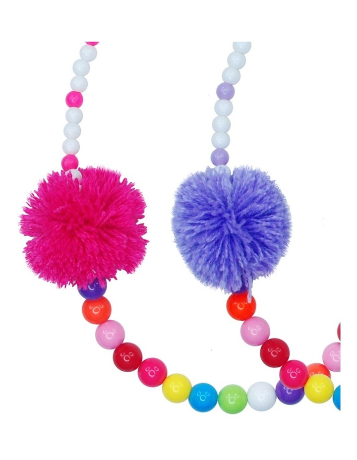 Pom Pom Party Necklace - Available in 2 colourways image 2
