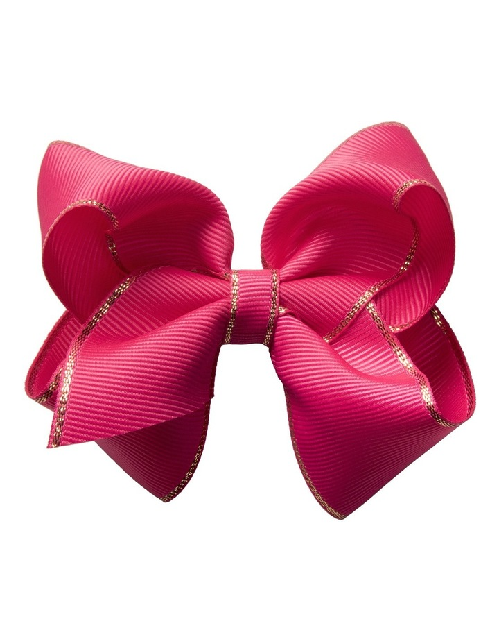 Medium Bow Ruby image 1