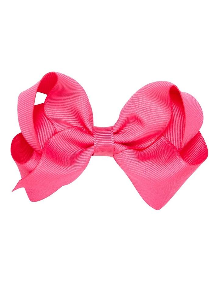 Medium Bow Peony Pink image 1