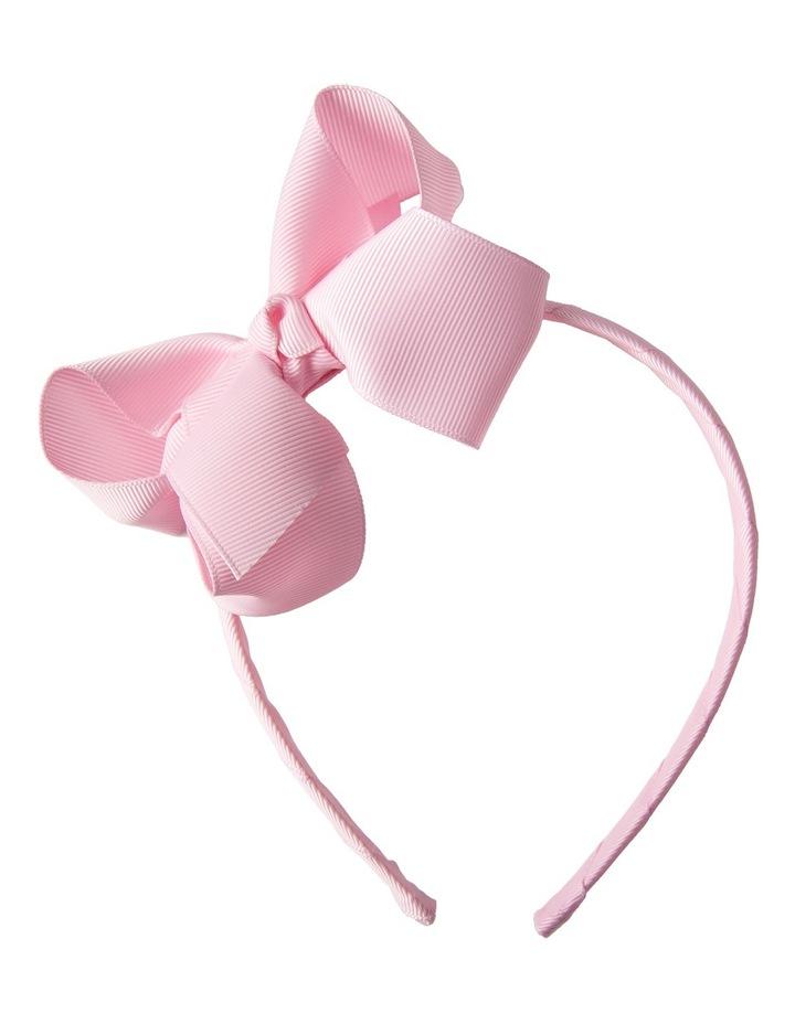 Headband Pale Pink image 1