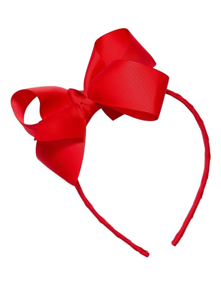 Headband Red Velvet image 1