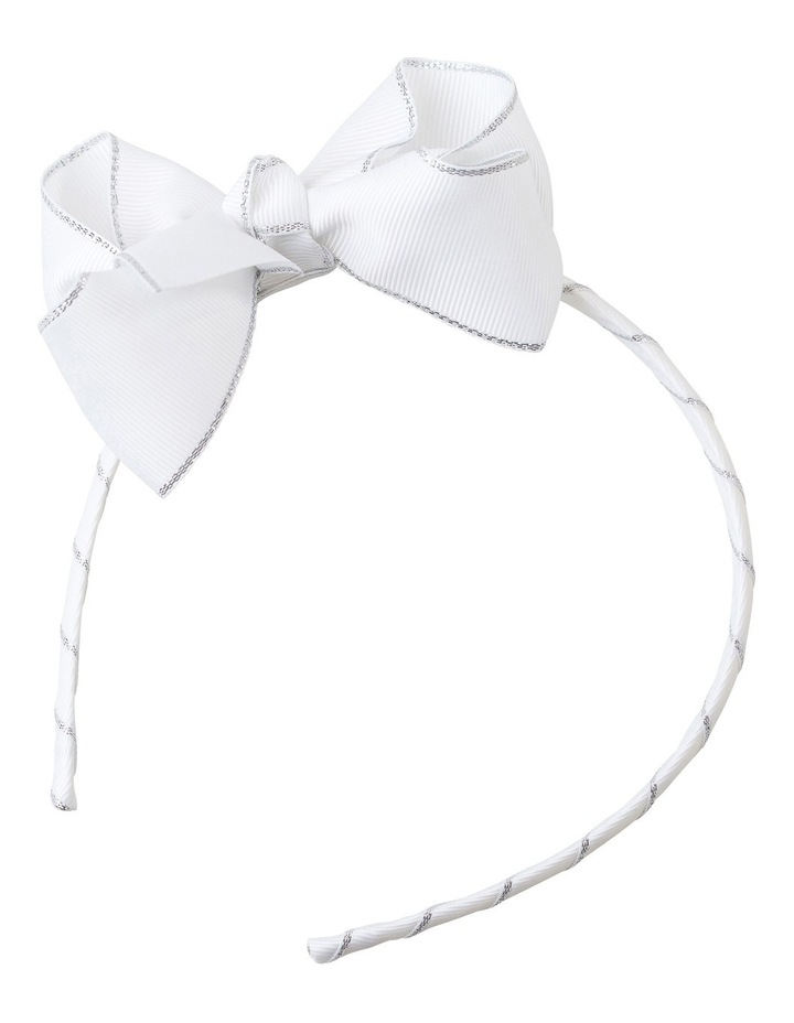 Headband Gardenia image 1