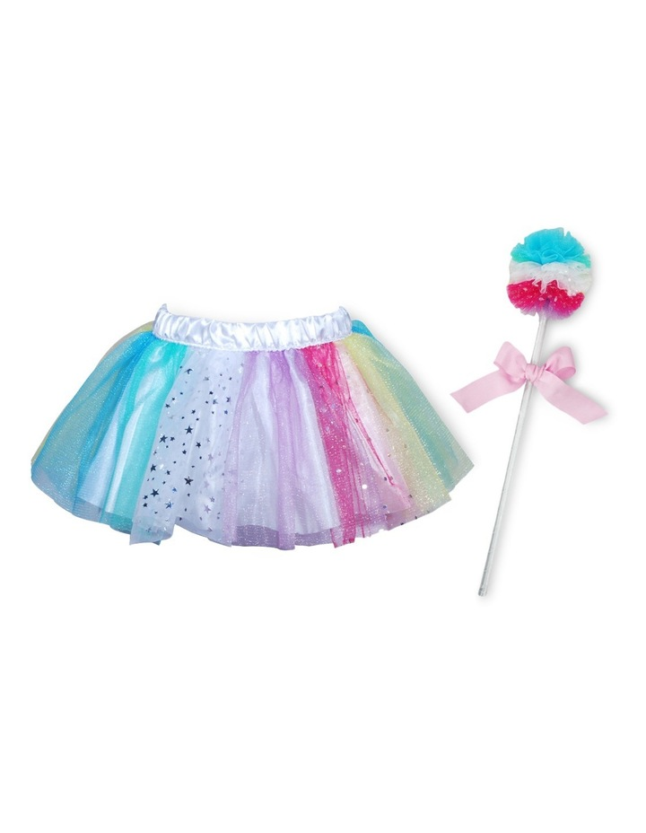 Happily Ever After Tutu & Wand Set image 1