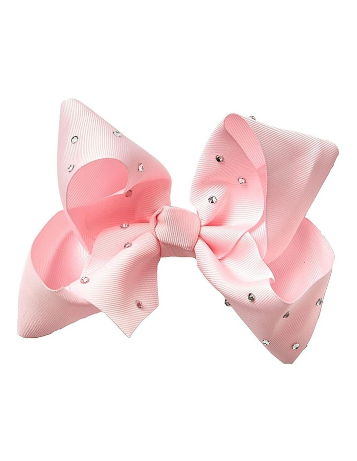 Large Bow - Fairy Floss image 1