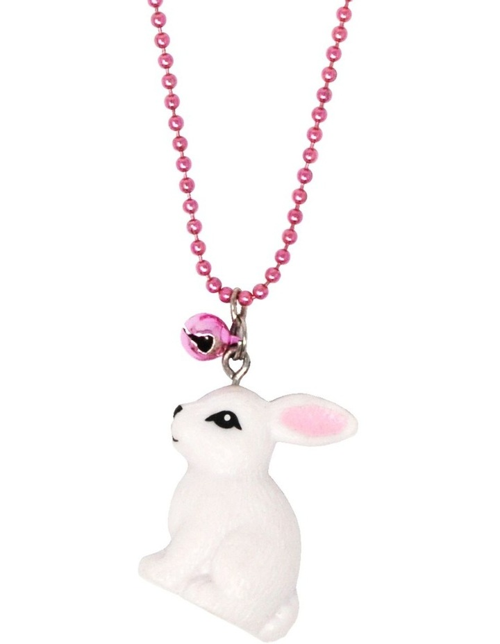 Bunny ball chain necklace image 2