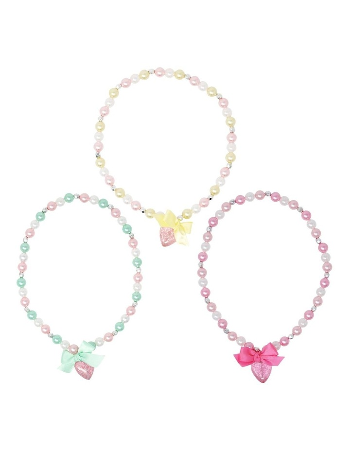 Sparkle Princess Necklace - Available in 3 colourways image 1