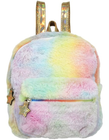 3696829445b Pink PoppyCotton candy dreams mini backpack. Pink Poppy Cotton candy dreams  mini backpack