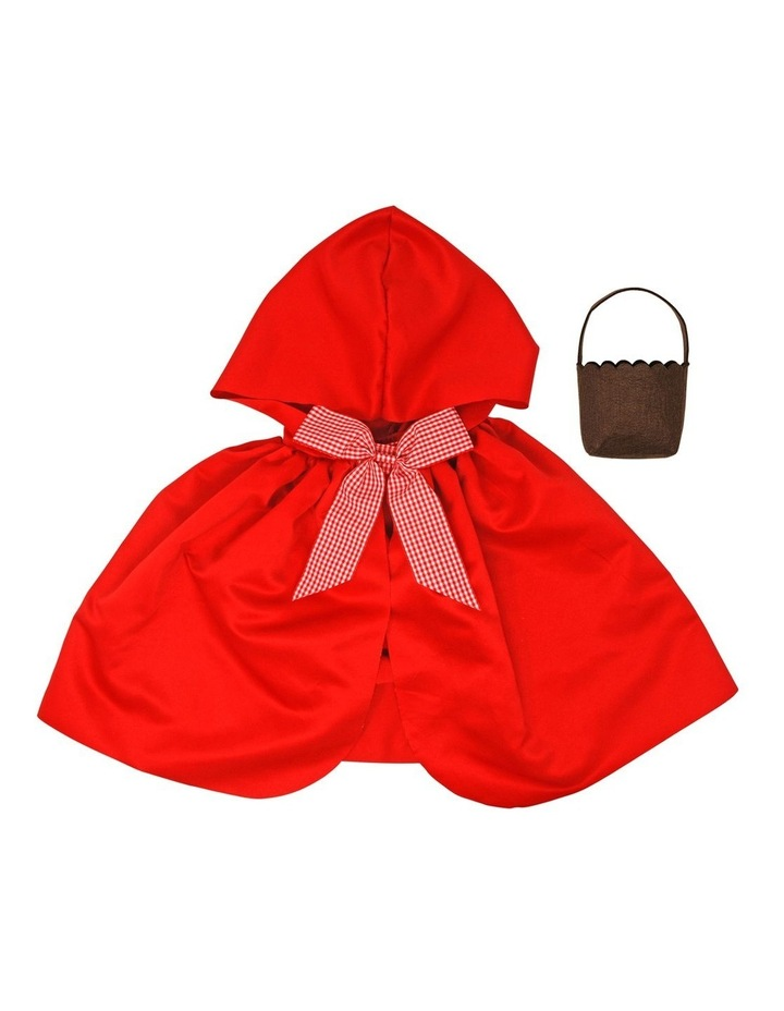 Fairytale Fashion - Red Riding Hood image 1