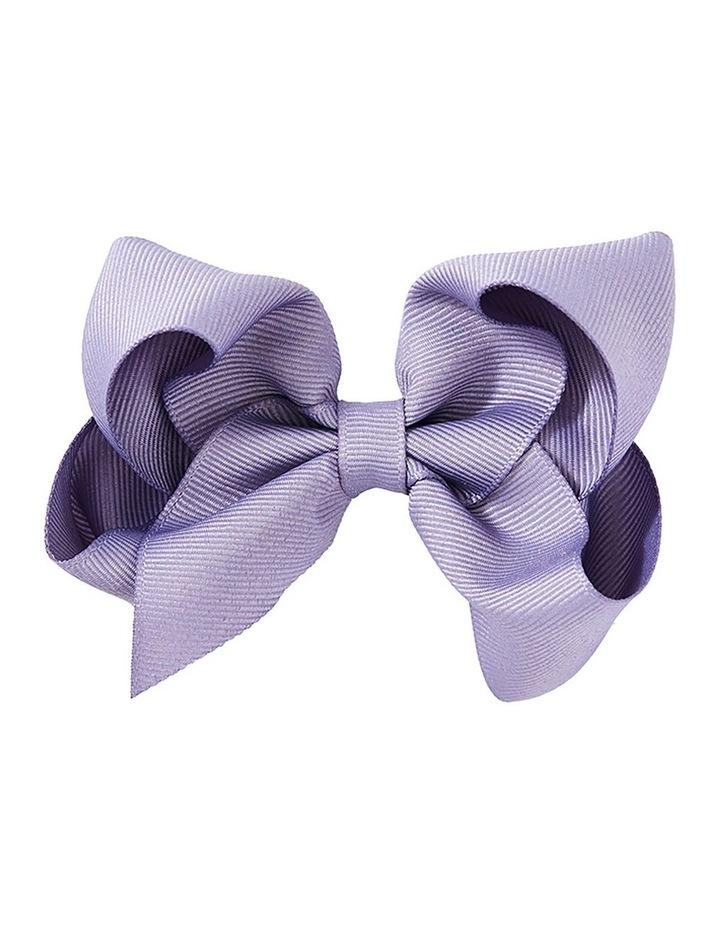 Medium Bow Lavender image 1