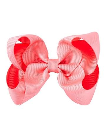 7180889aeb5f3 Pixies Bows Medium Bow - Coral