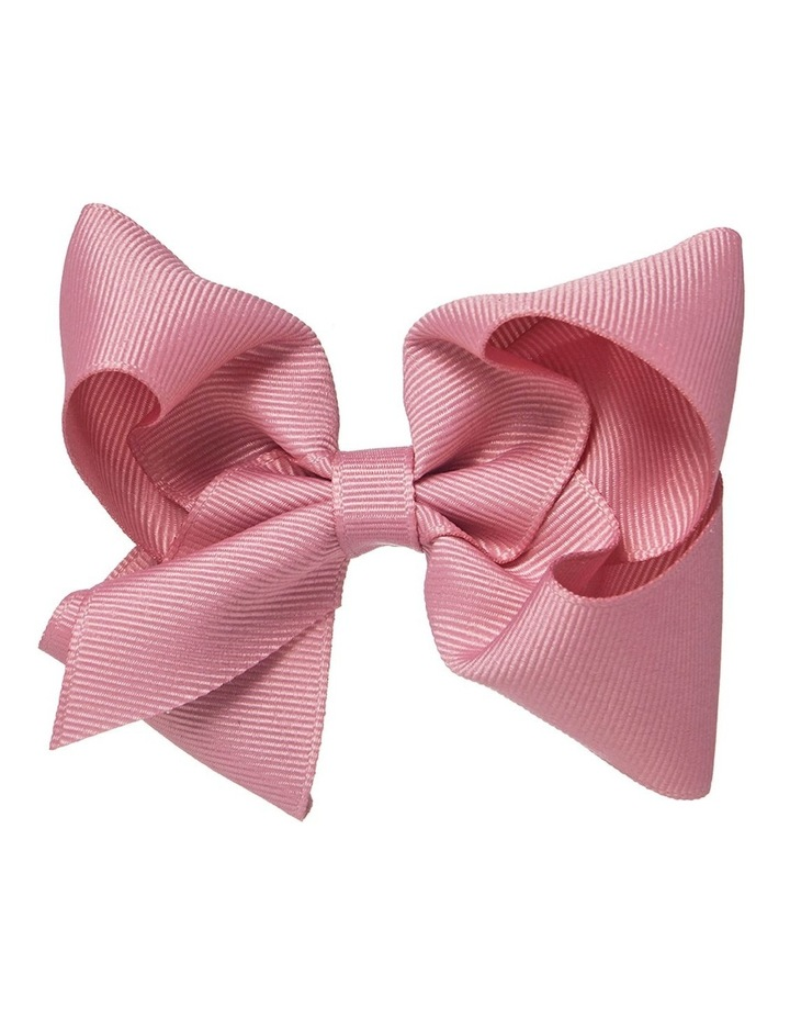 Medium Bow Rouge image 1