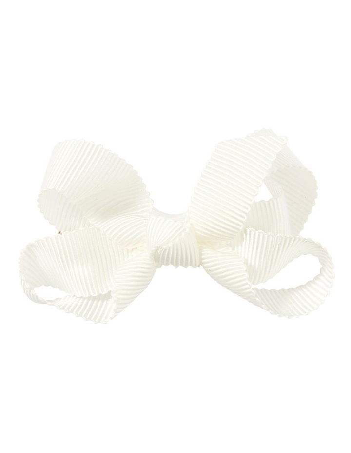 Small Bow White image 1