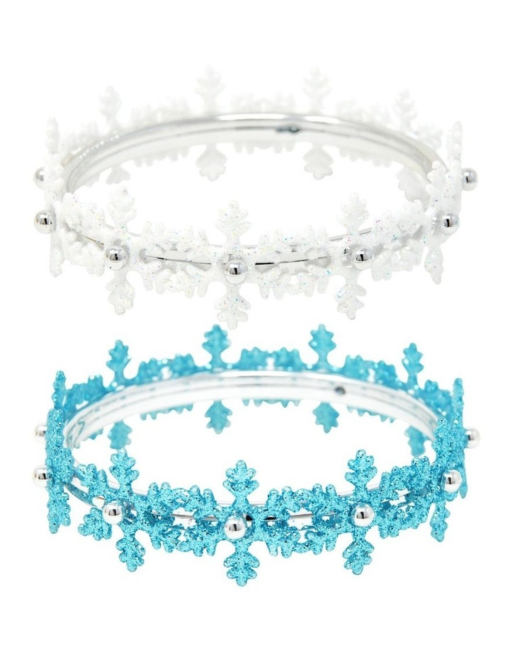Snow Princess Snowflake Bracelet Assortment image 1