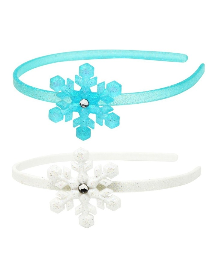 Snow Princess Snowflake Headband Assortment image 1