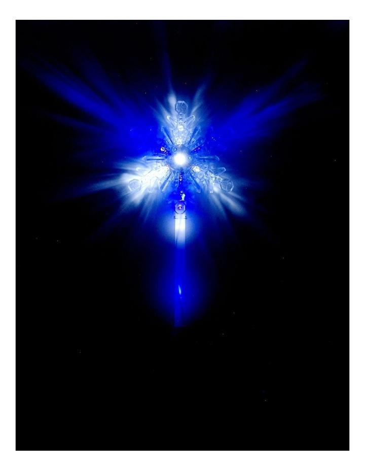 Snow Princess Light Up Snowflake Wand image 3