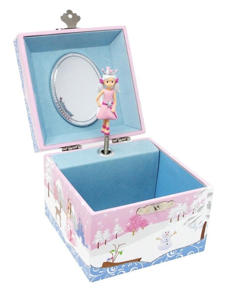 Snow Princess Small Music Box image 1