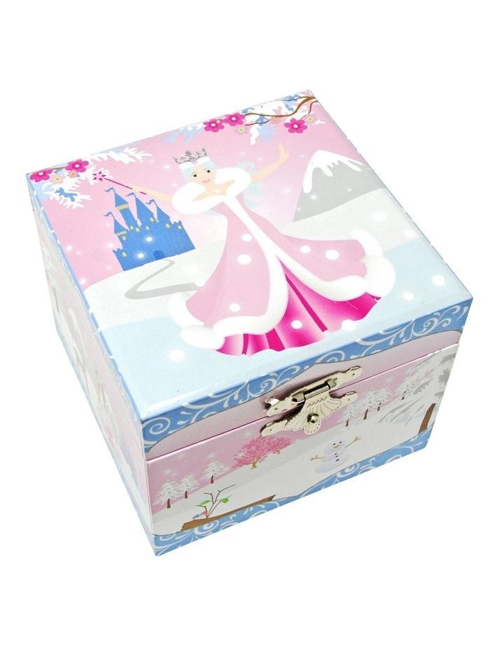 Snow Princess Small Music Box image 2