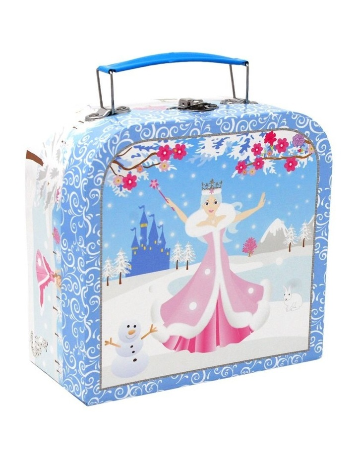 Snow Princess Tin Tea Set In Mini Carry Case image 3