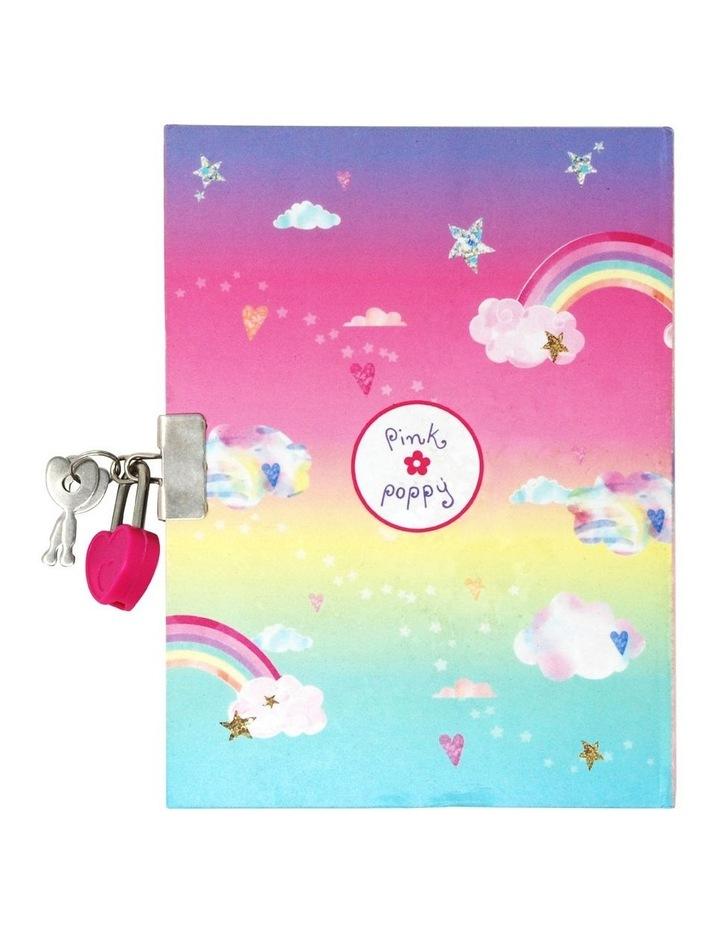 Unicorn Scented Lockable Diary image 3