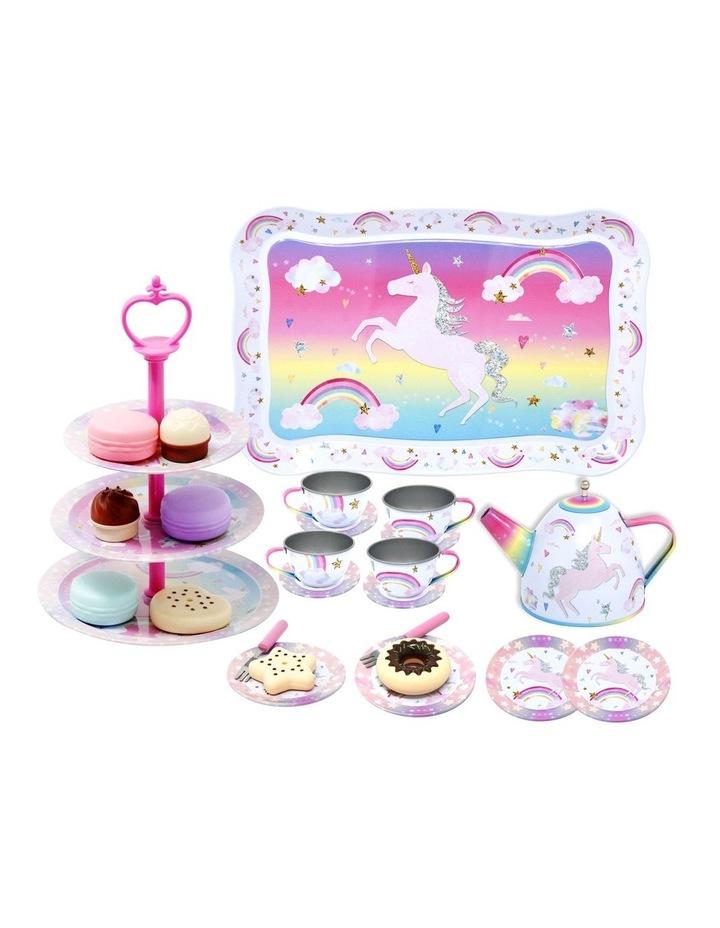 Cotton Candy Dreams High Tea Set image 1