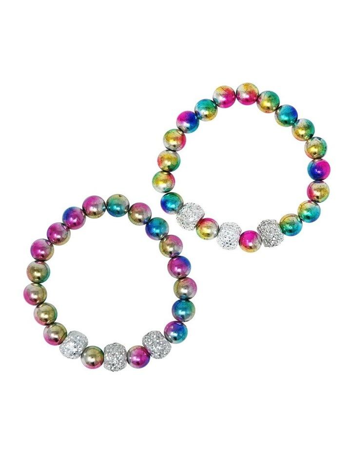Galaxy Pearl Bracelet image 1