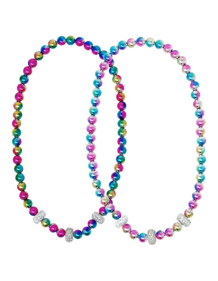 Galaxy Pearl Necklace image 1