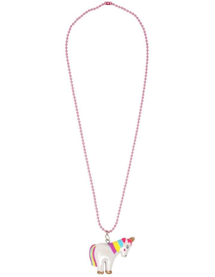 Unicorn Ball Chain Necklace image 1