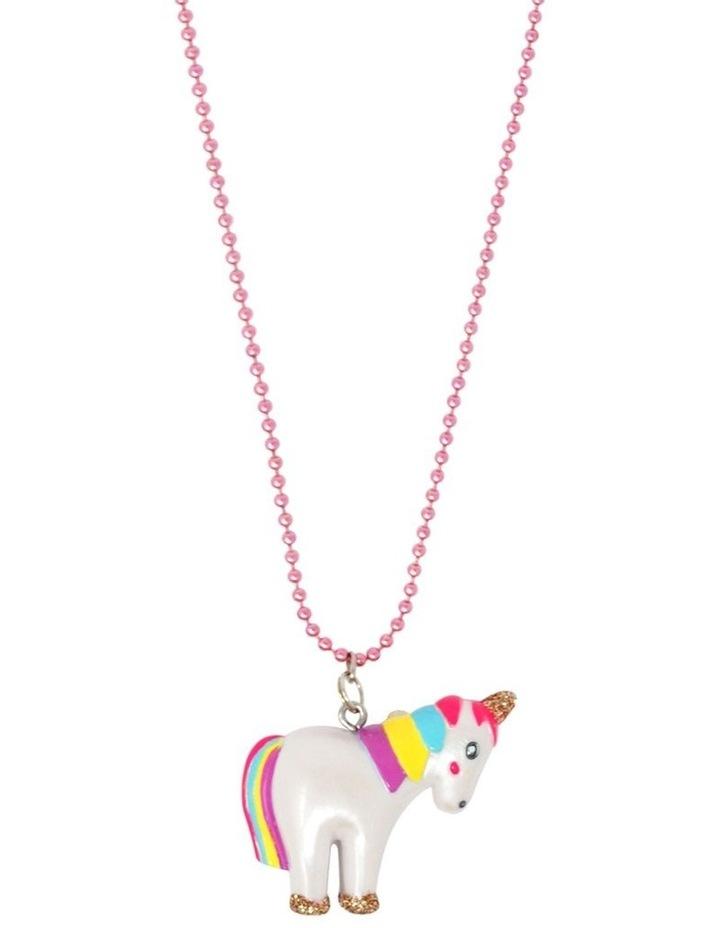 Unicorn Ball Chain Necklace image 2
