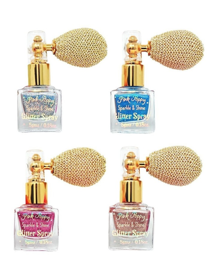 Sparkle And Shine Glitter Spray 5Ml Assortment image 1